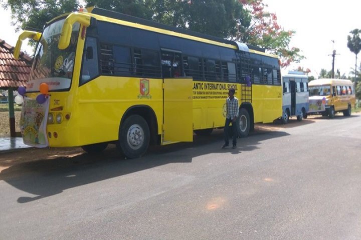 Atlantic International School-Transport