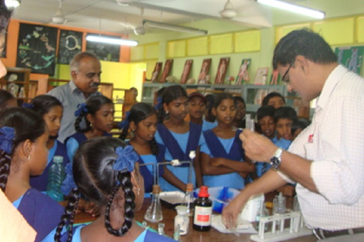 Atomic Energy Central School-Laboratory