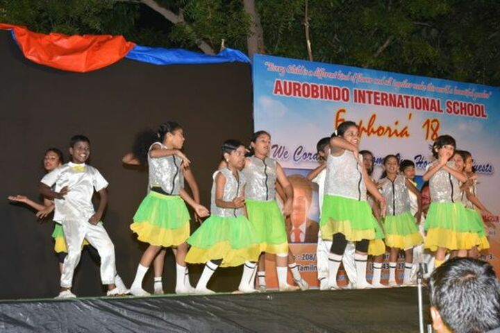 Aurobindo International School-Dance
