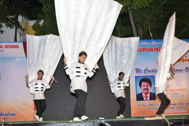 Aurobindo International School-Annual Day