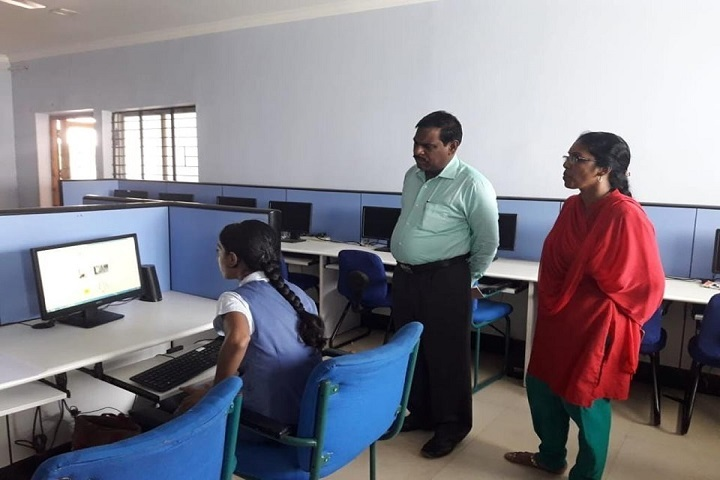 Aurobindo International School-IT-Lab