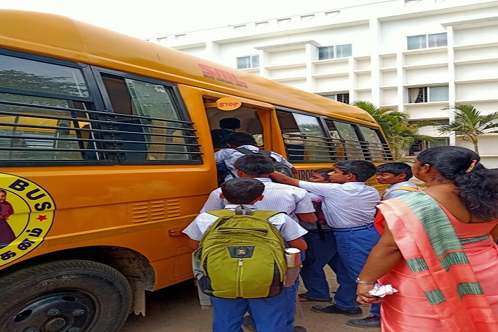 Aurobindo International School-Transport