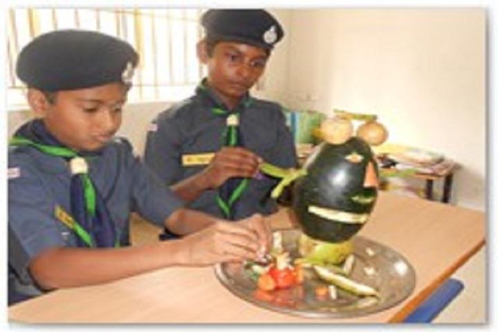 Aurobindo vidhyalaya School-Schoolscience fair