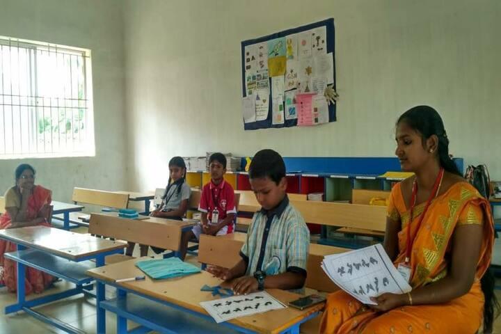 Aurobindo vidhyalaya School-Activity