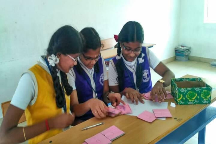 Aurobindo vidhyalaya School-Art