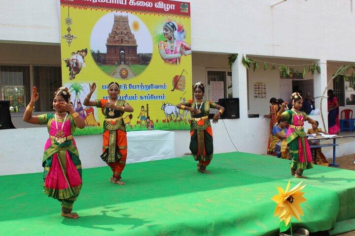 Aurobindo vidhyalaya School-Cultural Fest