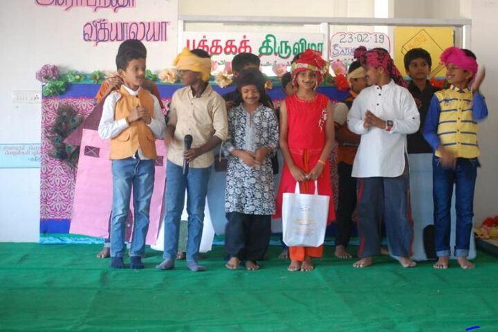 Aurobindo vidhyalaya School-Fancy Dress Competition