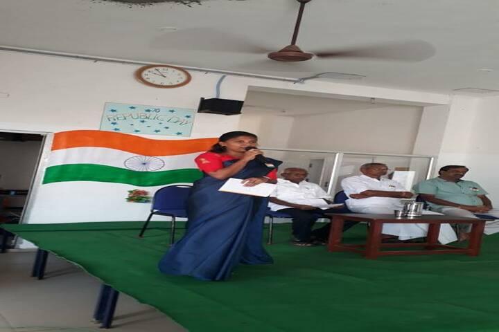 Aurobindo vidhyalaya School-Independence Day