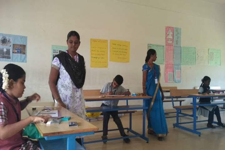 Aurobindo vidhyalaya School-Painting Competition