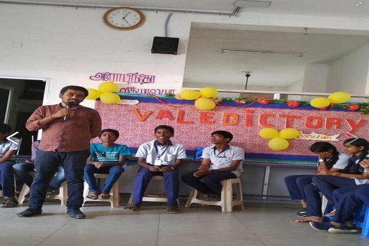 Aurobindo vidhyalaya School-Quiz Competition