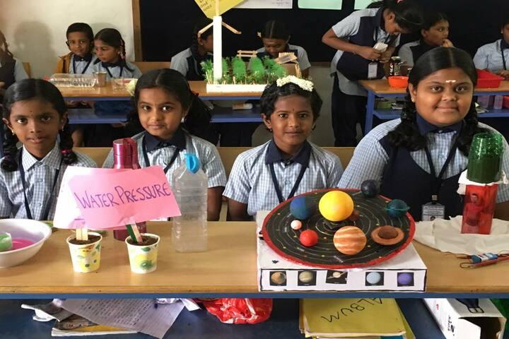 Aurobindo vidhyalaya School-School Exhibition