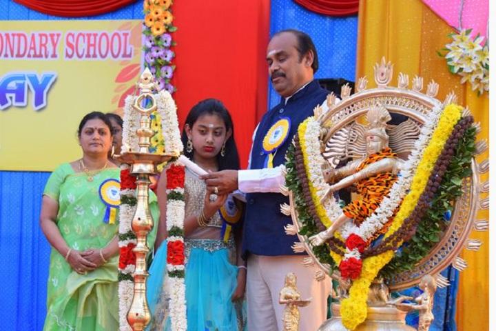 AVK international residential  school-Annual day celebrations