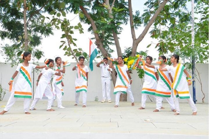 AVK international residential  school-Independence day