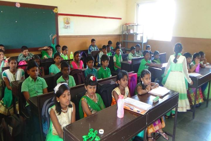 AVK International Residential School-Green Day