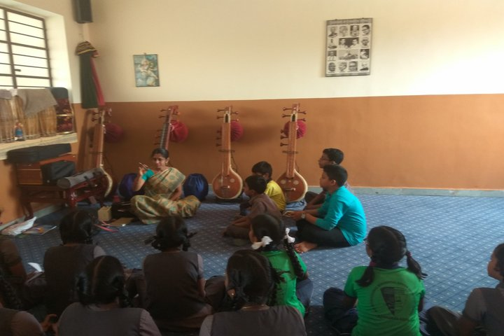 AVK International Residential School-Music Room