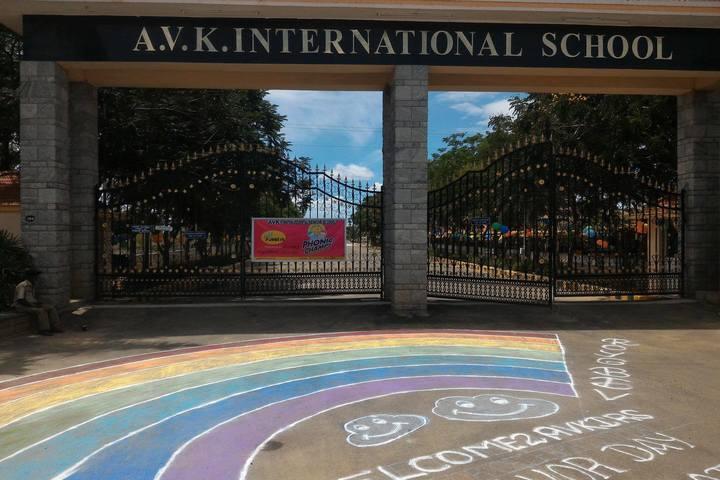 AVK International Residential School-School Overview