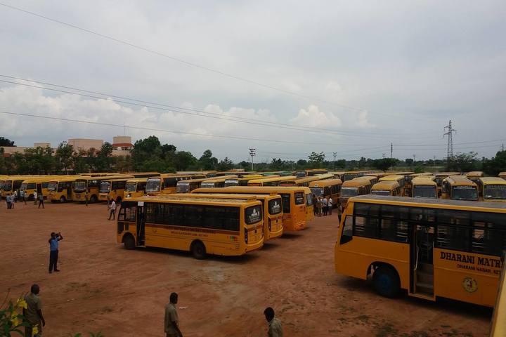 AVK International Residential School-Transport