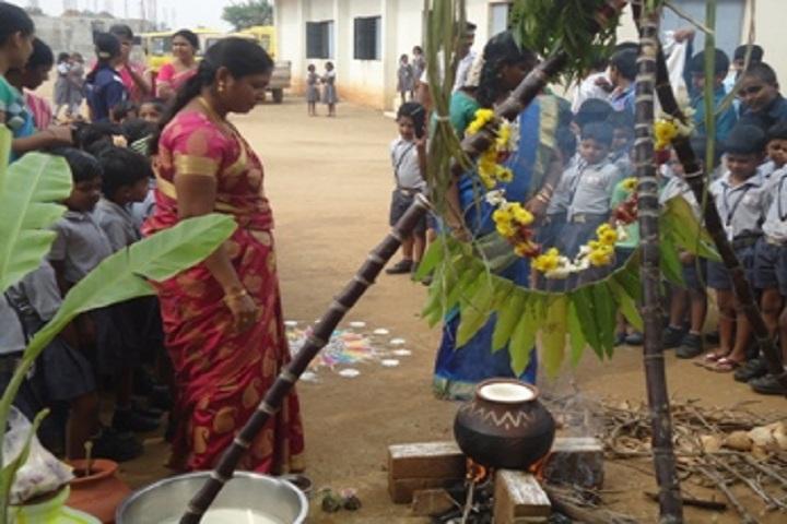 AVP trust public school-Pongal Celebrations