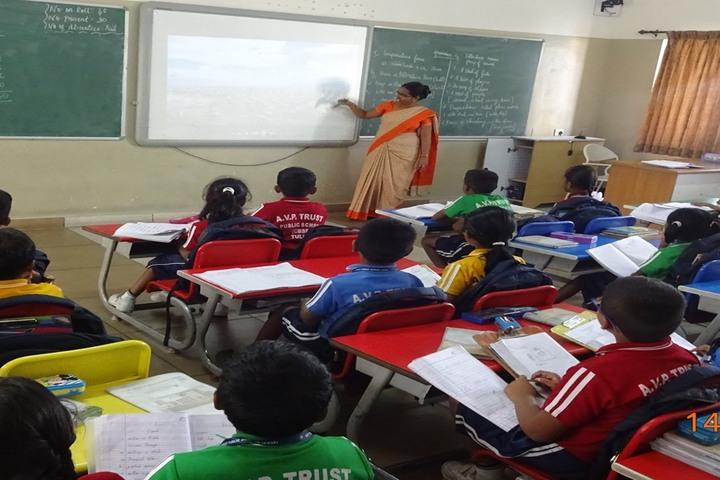 AVP Trust Public School-Classroom
