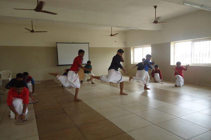 AVP Trust Public School-Dancing Room
