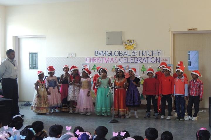B V M Global-Christmas Celebration