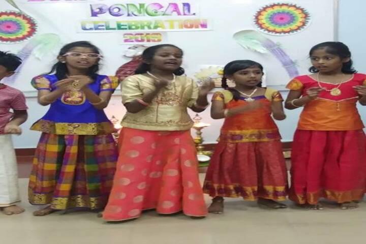 B V M Global-Pongal Celebrations