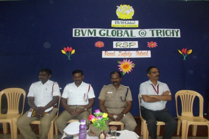 B V M Global-Road Safety Programme