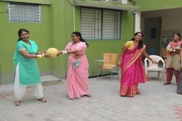 B V M Global-Teachers day Celebration