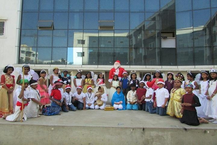 B V M Global Bollineni Hill Side-Chridtmas Celebrations