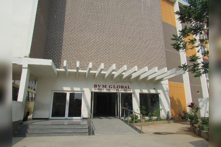 B.V.M. Global Bollineni Hill Side - School Building