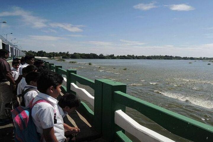 B V M Global Karpagam Campus-Field Trip