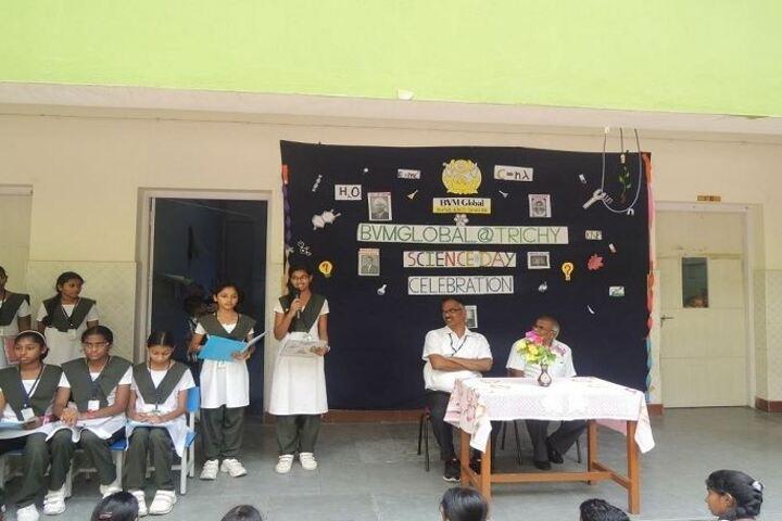 B V M Global Karpagam Campus-Science Day
