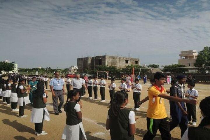 B V M Global Karpagam Campus-Sports Day