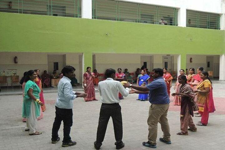 B V M Global Karpagam Campus-Teachers Day