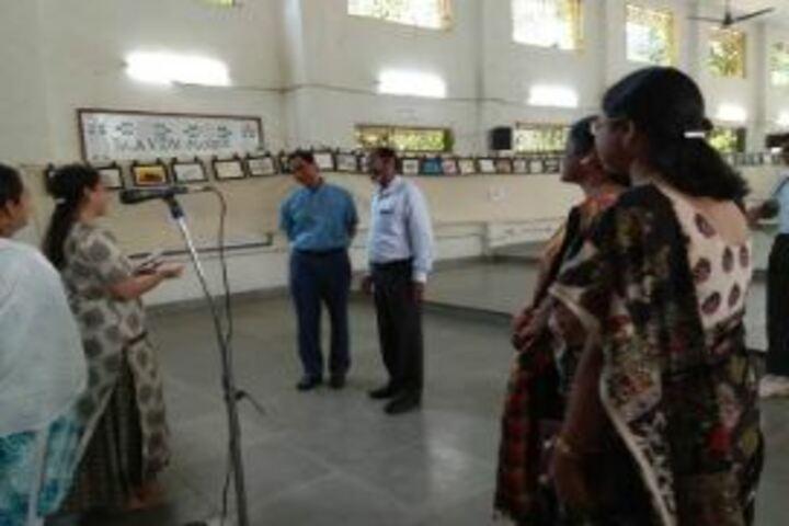 Bala Vidya Mandir Senior Secondary School-Art Exhibition