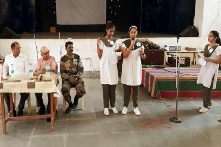 Bala Vidya Mandir Senior Secondary School-Hindi Guest Lecture