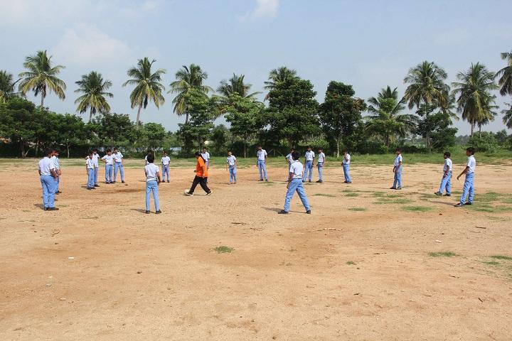 Bannari amman public school-Play Ground