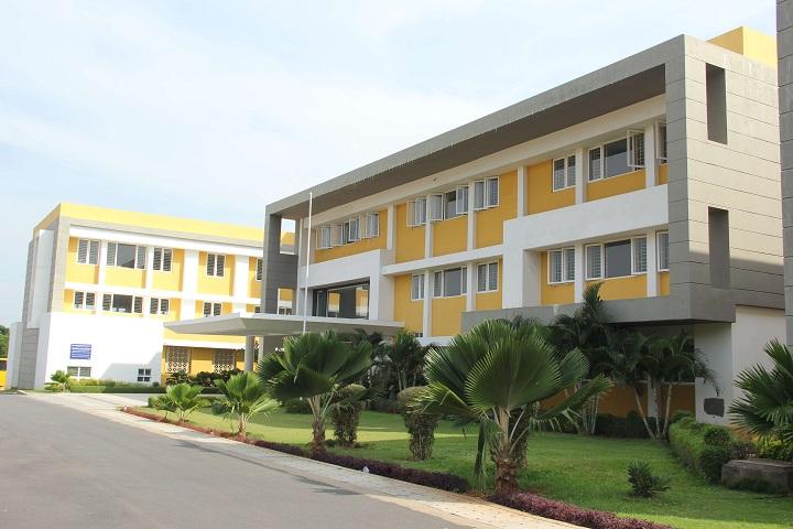 Bannari amman public school-School Building