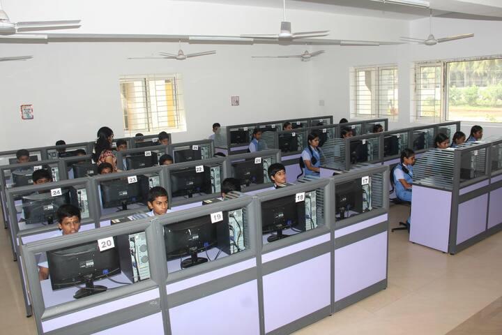 Bannari Amman Public School-Computer Lab