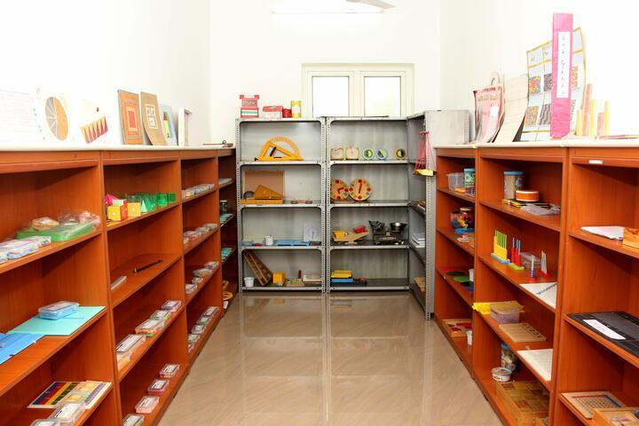 Bannari Amman Public School-Maths Lab