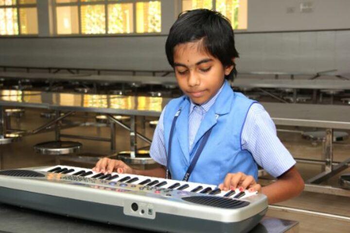 Bannari Amman Public School-Music Activity