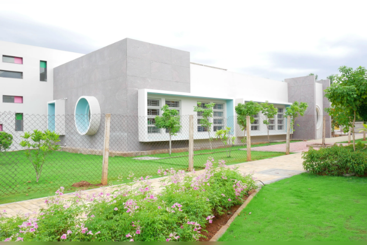 Bannari Amman Vidya Niketan - School Building Another View