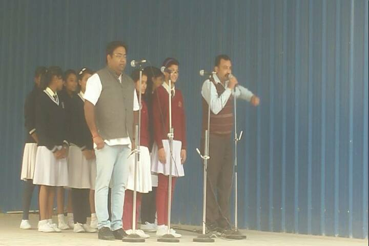 New Holy Ganges Public School-Event