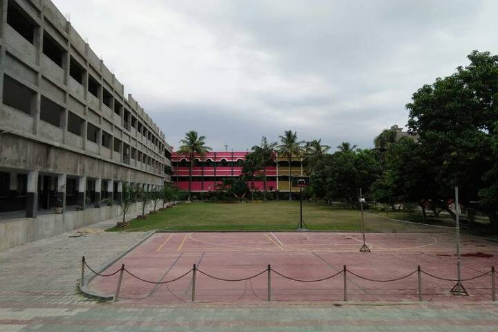 New Holy Ganges Public School-Play Area
