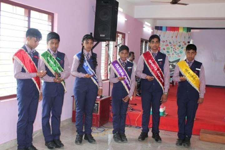 Best School-Investiture Ceremony