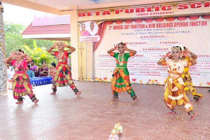 Beta Public School-Cultural Activity