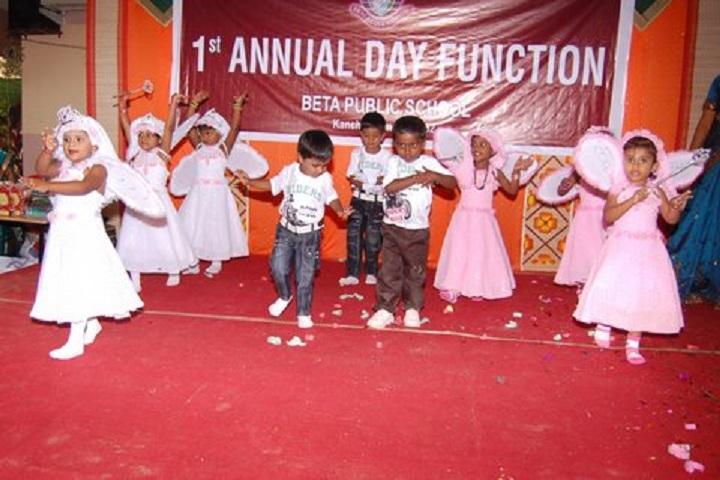 Beta Public School-Annual Day