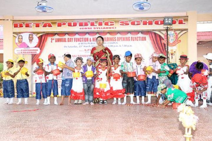 Beta Public School-Childrens Day