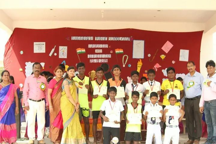 Bhaarath Public Cbse School-Achievement