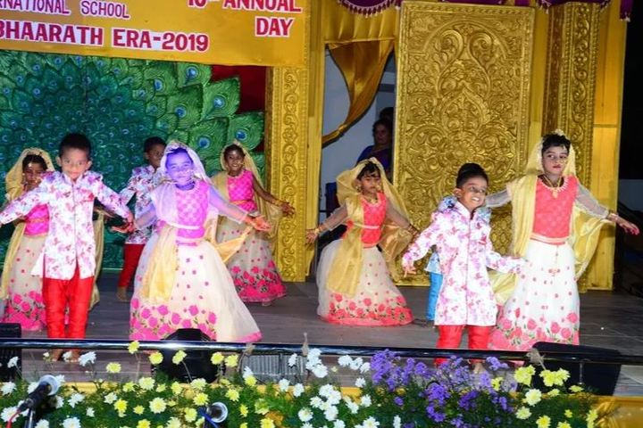 Bhaarath Public Cbse School-Dancing Activity